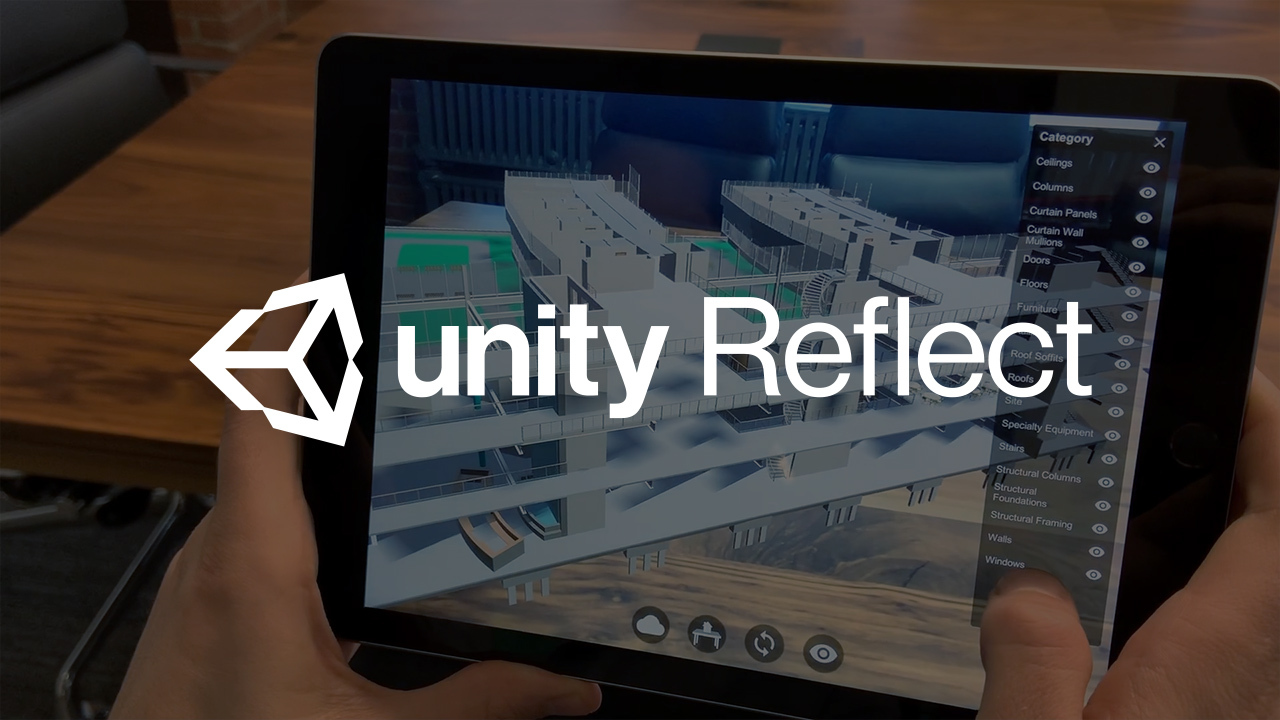 Unity Technologies Announces Unity Reflect – First of Its Kind