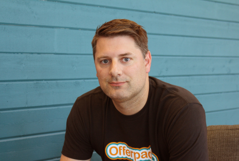 Bryan LaFranchi joins Offerpad as its National Director of Homebuilder Alliances after nine years with Zillow Group. (Photo: Business Wire)