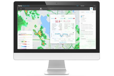 Iteris Unveils Powerful New Transportation Analytics Platform (Photo: Business Wire)