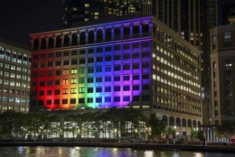 Lord Abbett celebrates Pride Month. (Photo: Business Wire)