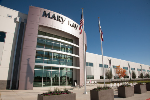 The Richard R. Rogers (R3) Manufacturing / R&D Center opened in November 2018. (Photo: Mary Kay Inc. ...