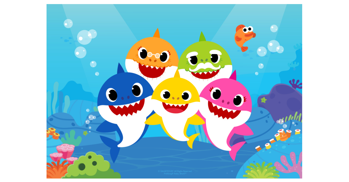 Pinkfong s Baby Shark Joins the Nickelodeon Family