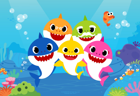 PINKFONG'S BABY SHARK JOINS THE NICKELODEON FAMILY (Graphic: Business Wire)
