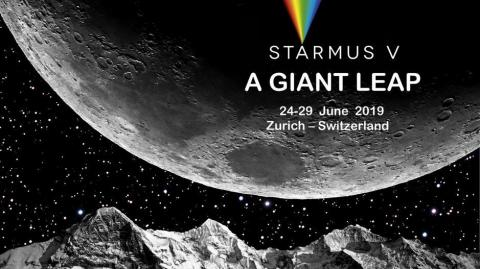 Elon Musk, Brian May, Bill Nye and Tony Fadell to appear at STARMUS V from June 24-29, in Zurich. (P ...