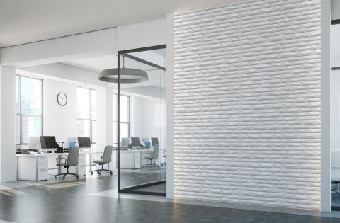 The Formula | Vista + Gloss White (MirroFlex Structures) (Photo: Business Wire)