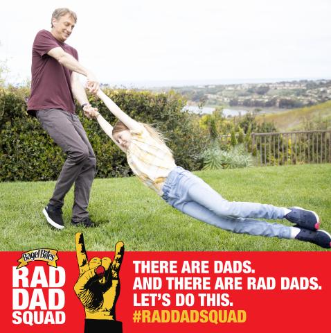 Tony Hawk Rad Dad Squad (Photo: Business Wire)