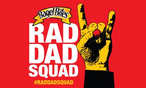 Bagel Bites Rad Dad Squad (Photo: Business Wire)