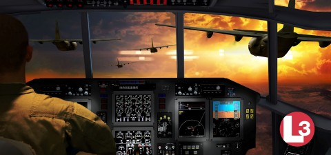 L3's avionics and Communications, Navigation, Surveillance/Air Traffic Management (CNS/ATM) upgrade solutions are fully certified for airworthiness and CNS/ATM compliance, and are flying today with U.S. and international customers. (Photo: Business Wire)