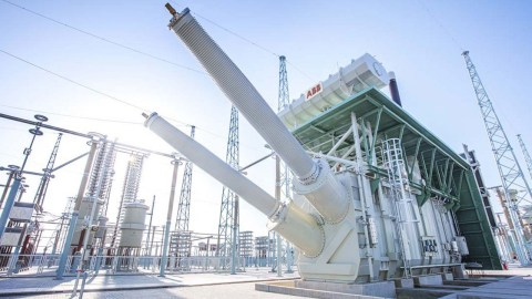 ABB's transformer and high-voltage technology essential part of the world's largest super grid (Phot ...