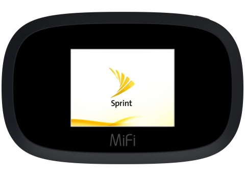 Sprint MiFi 8000 by Inseego - Available June 14 (Photo: Business Wire)