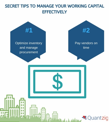 Tips to nurture your working capital management (Graphic: Business Wire)