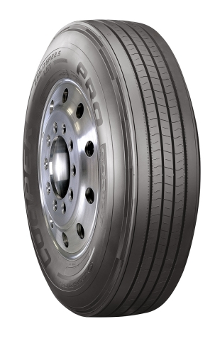 Cooper's new PRO Series long haul trailer tire provides fleets with high performance and low cost of ownership. (Photo: Business Wire)