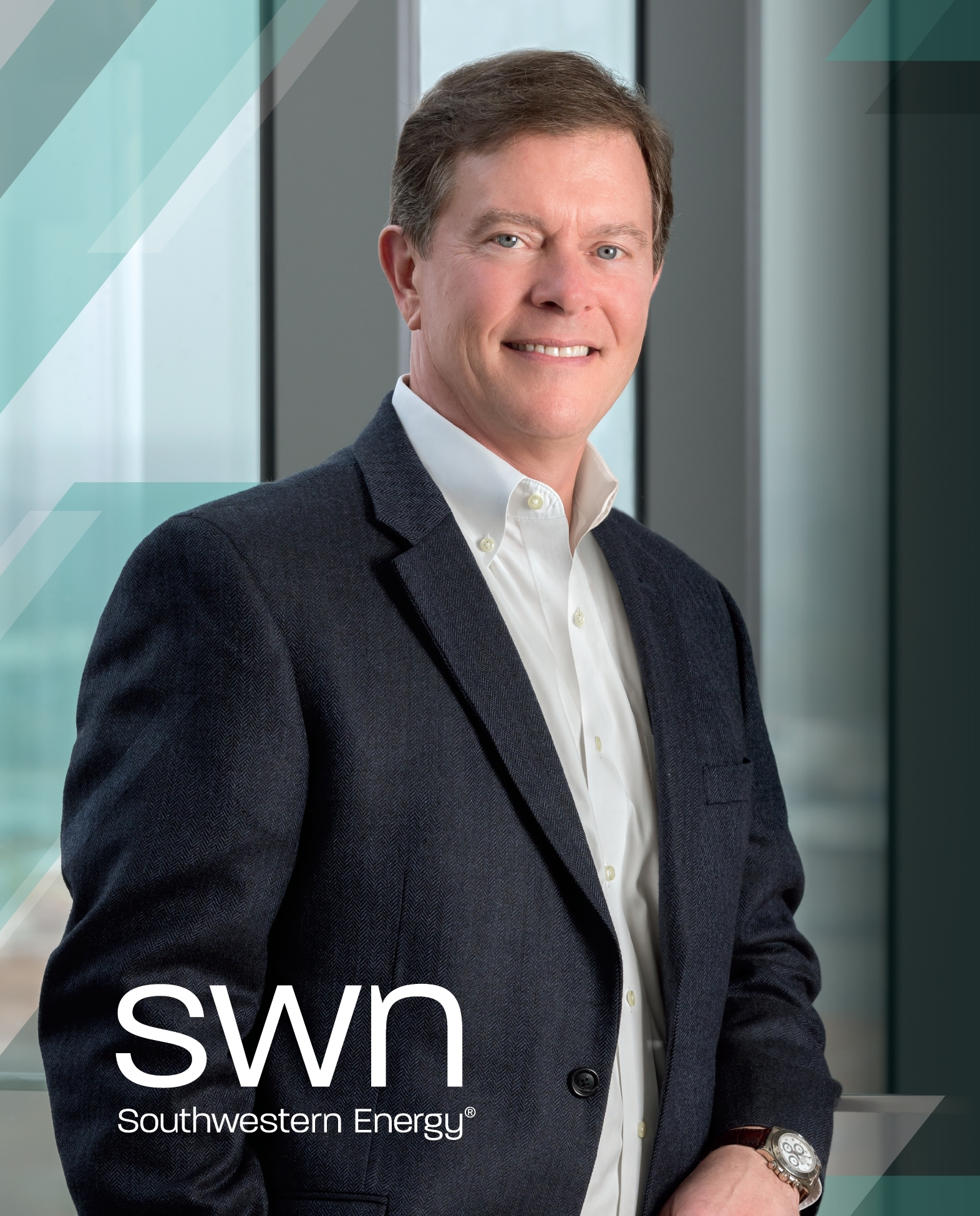 Southwestern Energy CEO and President Bill Way Named