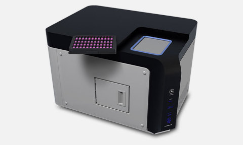CYTOQUBE(TM) (ライトシートマイクロプレートサイトメータ) Zyncscan(TM)技術を搭載したプロトタイプ(写真:ビジネスワイヤ)