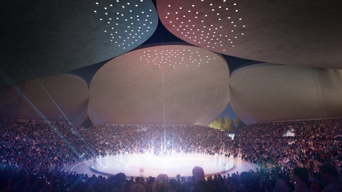 CJ LiveCity Corporation and AEG to Jointly Pursue Building Korea's First World Class Arena (Photo courtesy of CJ LiveCity)