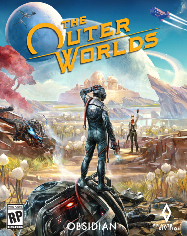 Private Division and Obsidian Entertainment today announced The Outer Worlds is now available for preorder and will launch on October 25, 2019 across the Xbox One family of devices, including Xbox One X, on the PlayStation®4 system, and on Windows PC*. (Photo: Business Wire)