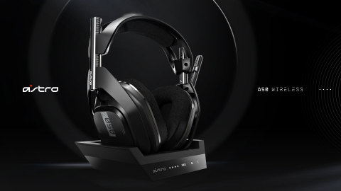 ASTRO Gaming today unveiled the 4th generation A50 gaming headset and base station. (Photo: Business Wire)