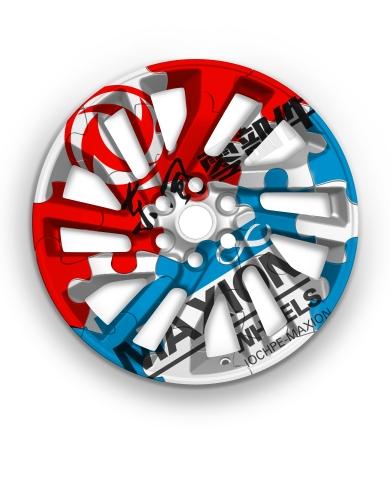 東風和馬可迅車輪的合資公司將年產兩百萬個光亮加工的壓鑄車輪。(照片:美國商業資訊)