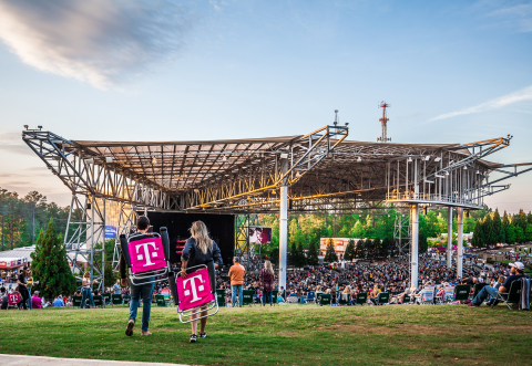 T-Mobile Customers Get Exclusive $25 Tickets to the Hottest Summer Shows (Photo: Business Wire)