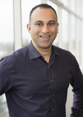 Navin Shenoy is executive vice president and general manager of the Data Center Group at Intel Corporation. (Credit: Intel Corporation)
