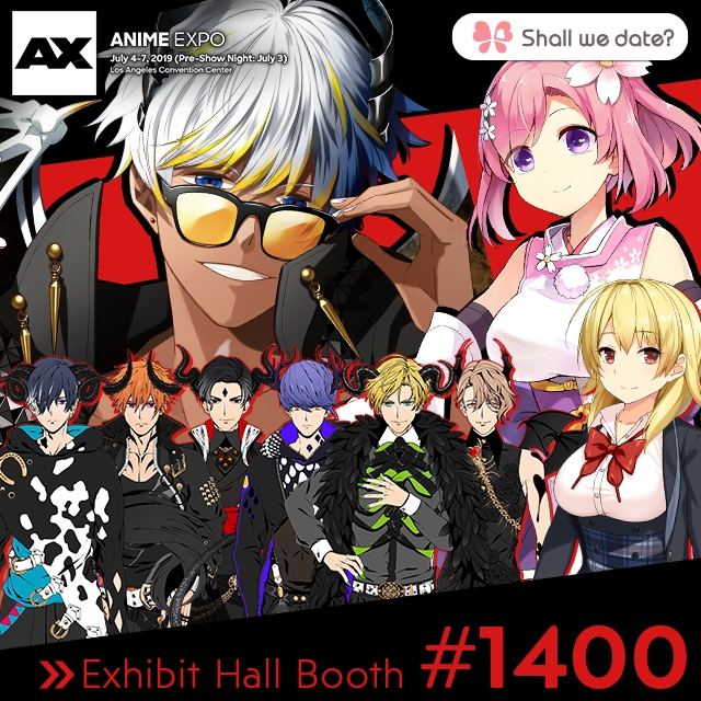 2019 Anime Expo Los Angeles Convention Center July 4 | CAR ...