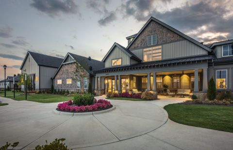 The Grove, Del Webb Carolina Orchard's award-winning amenity center. (Photo: Business Wire)