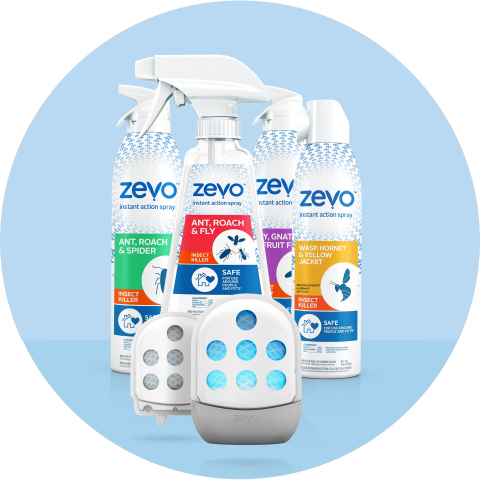 Zevo Effectively Outsmarts Insects While Being Safe For Use Around People And Pets When Used As Directed (Photo: Business Wire)