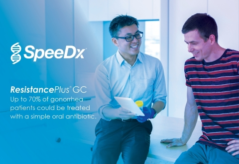 Results from ResistancePlus GC can be used to guide treatment decisions for gonorrhea infections, giving doctors and patients the option of using a simple oral dose of ciprofloxacin instead of ceftriaxone, one of the last remaining antibiotics available for multi-drug resistant infections. (Photo: Business Wire)