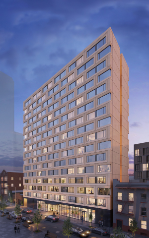 Starcity Minna - San Francisco (rendering) (Graphic: Business Wire)