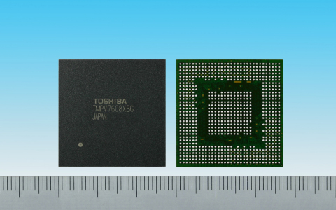 Toshiba: Visconti(TM)4 image recognition processor (Photo: Business Wire)