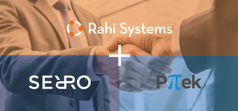 Strategic Acquisitions Enable Rahi to Expand Its Capabilities in Network Implementation and Support and Data Center Infrastructure Solutions. (Graphic: Business Wire)