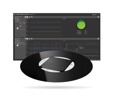 WaferSense(R) AVLS3 with New CyberSpectrum Software (Photo: CyberOptics)