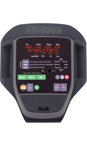 Octane Fitness Commercial Equipment Now Compatible with Apple GymKit (Photo: Business Wire)