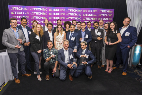 Ann Arbor SPARK presented its 21st annual FastTrack Awards to 14 Washtenaw County-based companies that have demonstrated fast growth. (Photo: Business Wire)