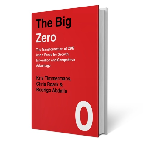"""The Big Zero"" by Accenture Strategy shows how companies can shift resources to fund innovation and growth (Photo: Business Wire)"