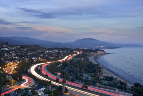 Highway 101: Carpinteria to Santa Barbara | Santa Barbara, California (Photo: Business Wire)