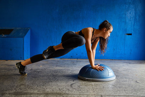 Balanced Body® and BOSU® today announced the launch of The Movement Tour™, taking place September 20-22, 2019, in San Diego, California. (Photo: Business Wire)