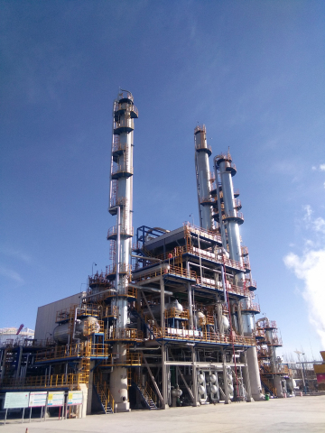 The ExoS process extracts sulfur, preserves octane, and generates value (Photo: Business Wire)