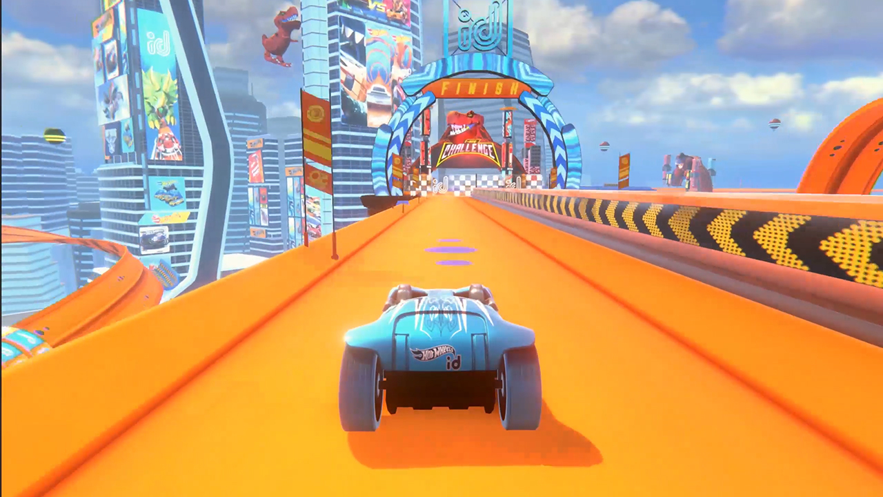 Hot Wheels id integrates #1 selling toy in the world into digital racing with new Mixed Play experience, a unique experience that keeps the physical toy at the core of gameplay and adds digital enhancement.