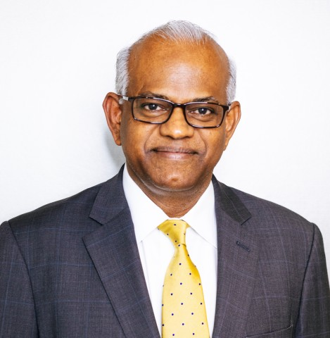 Effective August 1, 2019, Nordson Corporation's new President and Chief Executive Officer Sundaram Nagarajan. (Photo: Business Wire)