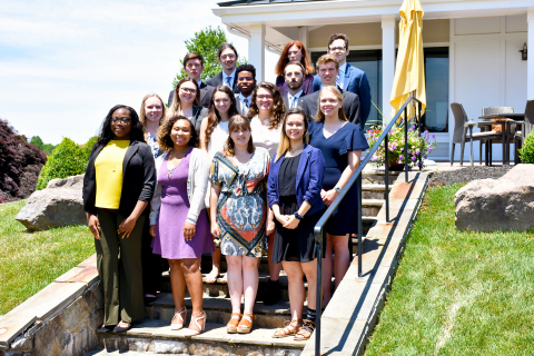 2019 Scholarship Recipients (Photo: Business Wire)
