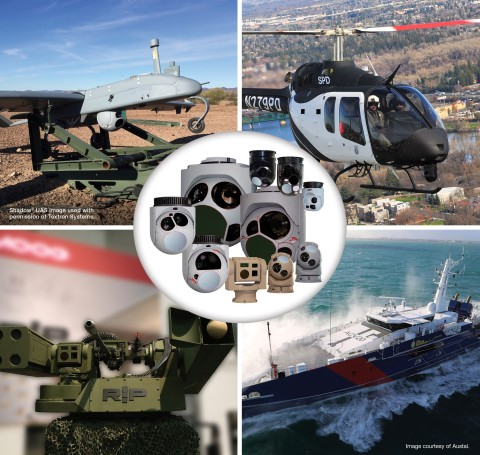 L3 WESCAM supports global customers with industry-leading technology and solutions across air, land and sea domains. (Photo: Business Wire)
