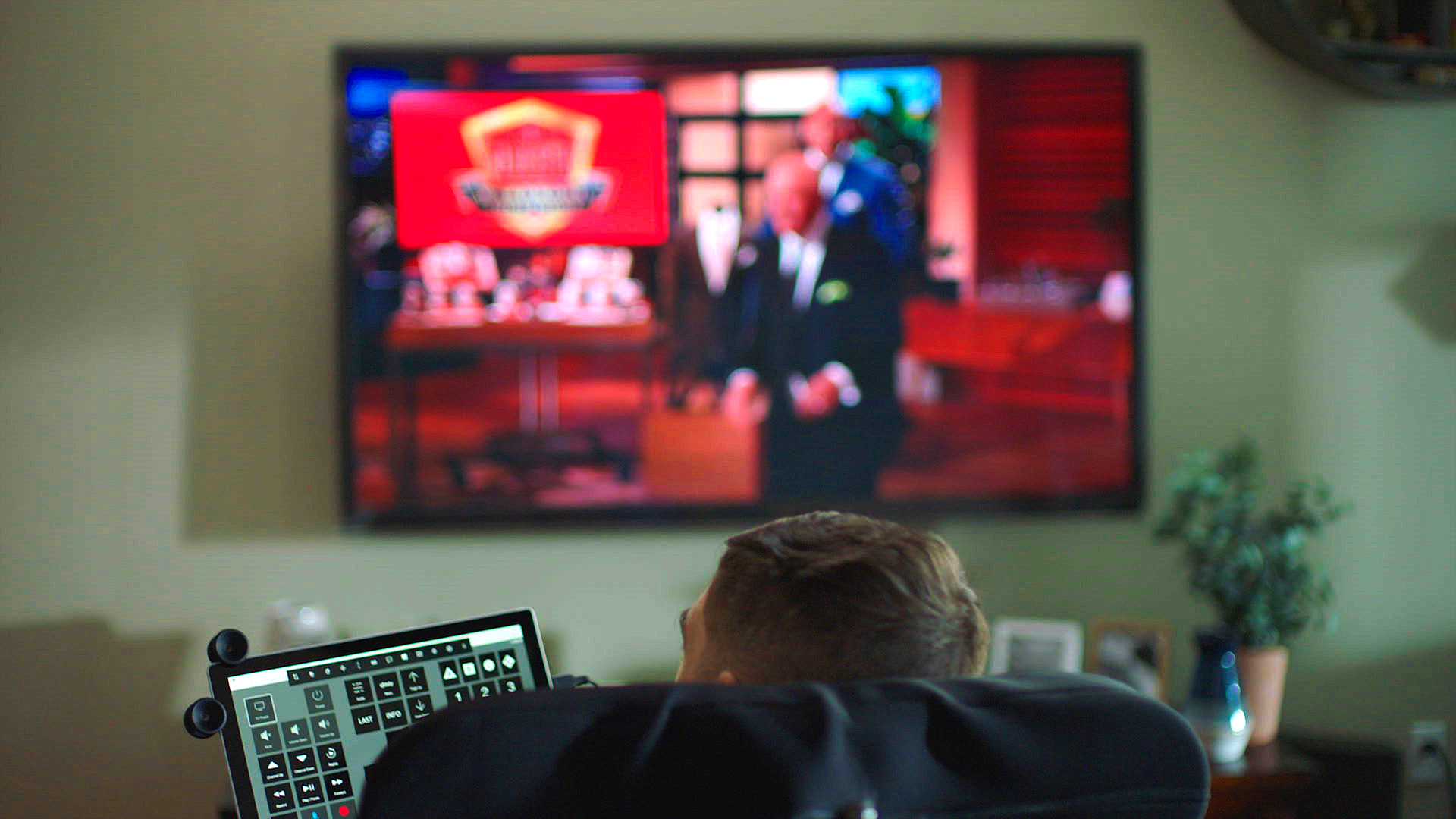 Comcast Launches Eye-Control for the Television | Business Wire