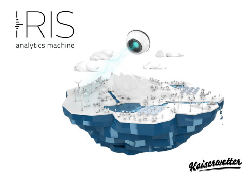 IRIS uses proprietary algorithms and smart data analytics to quickly produce detailed due diligence reports that identify and assess asset risks and performance. (Graphic: Business Wire)