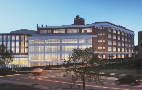 Pitt Immune Transplant & Therapy Center Phase I (Graphic: Business Wire)