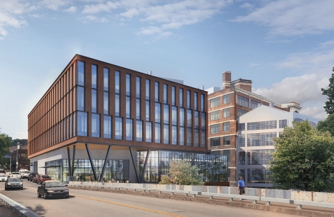 Adjacent Pitt Immune Transplant & Therapy Center Phase II (Graphic: Business Wire)
