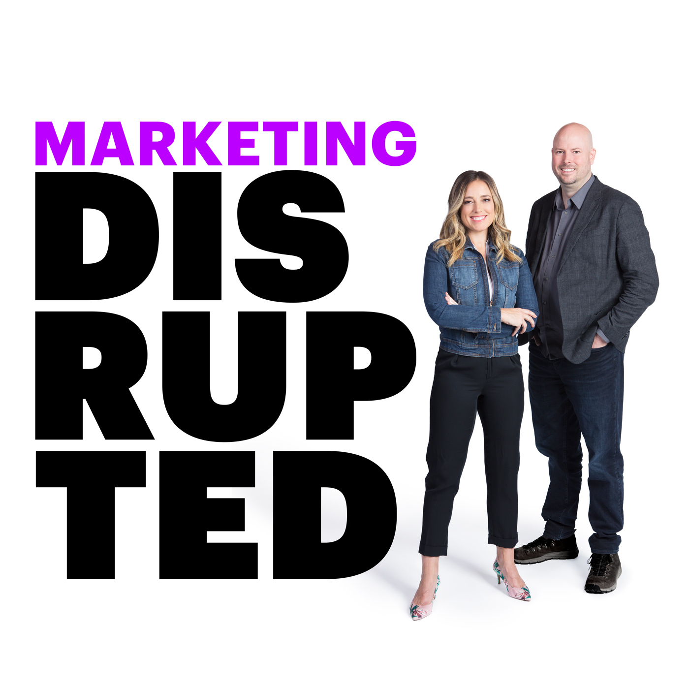 "Accenture Launches ""Marketing Disrupted"" Podcast Series to Help CMOs"