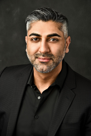 Haroon Saleem, President of Production, Day Zero Productions (Photo: Business Wire)