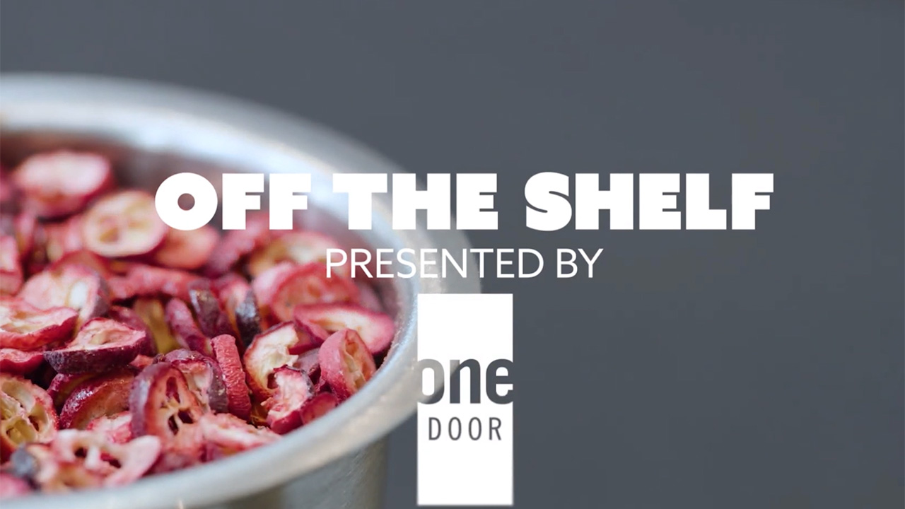 Off the Shelf with Andrew Smith, presented by One Door (Video: One Door, Inc.)