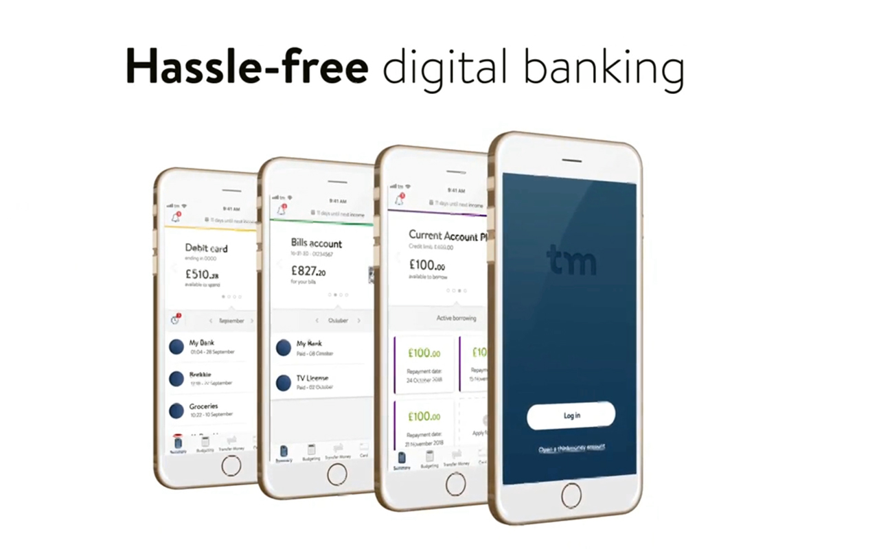 thinkmoney video - a new mobile banking platform featuring a brilliant mobile user experience, advanced security services, and integration with open banking and the wider financial ecosystem.